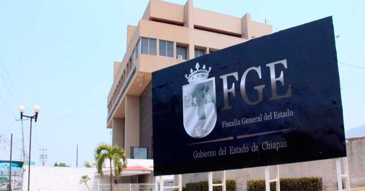 Entrega Fiscalía de Chiapas a autoridades de El Salvador a sujeto con largo historial delictivo
