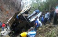 Dan de alta a 6 lesionados en accidente de Motozintla