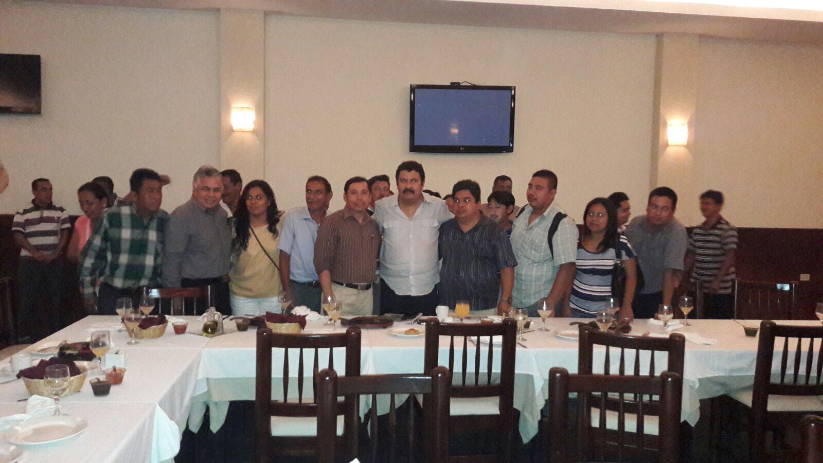 Resuelven armoniosamente SOPyC y habitantes de la Zona Alta de Tapachula cartera de proyectos
