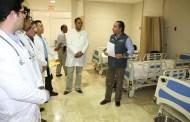 Alista Hospital General de Yajalón sus primeras cirugías