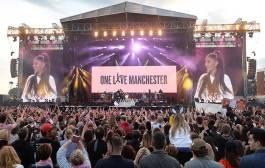 Ariana sí que es Grande en Manchester y recauda 12 mdd