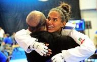 Vania Adriano se corona bicampeona nacional