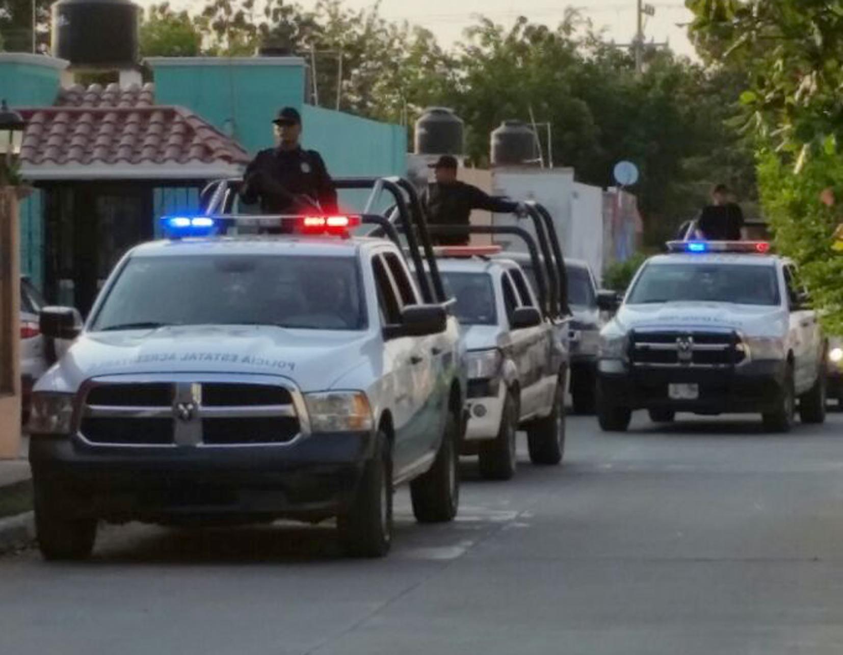 SSyPC detiene a tres presuntos extorsionadores