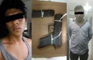SSPyTM asegura a sujeto acusado de lesionar con arma de fuego a un hombre
