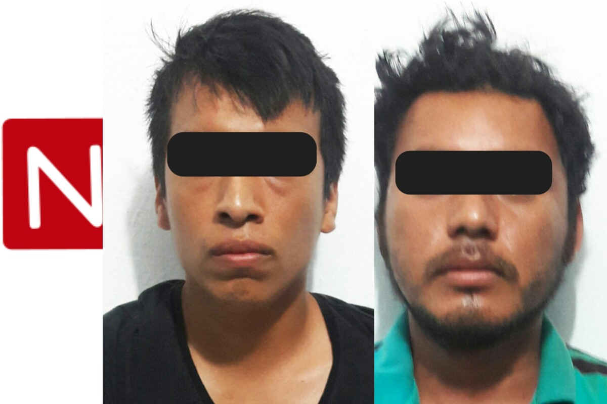 Detienen a dos por asalto a migrantes hondureñas