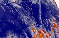 En regiones de Oaxaca, Chiapas y Tabasco, se prevén hoy tormentas intensas