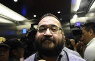 Javier Duarte asegura en carta que todo es un show mediático