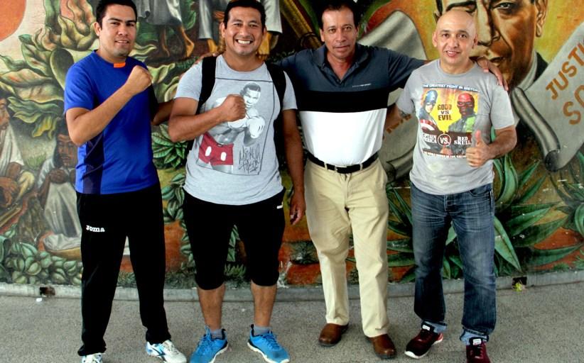 Viajan chiapanecos al II Festival Olímpico de Box