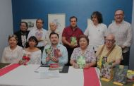 """Lanzan colección de libros """"Huellas en el Tiempo"""" a través de Programa Editorial del Ayuntamiento de Tuxtla"""