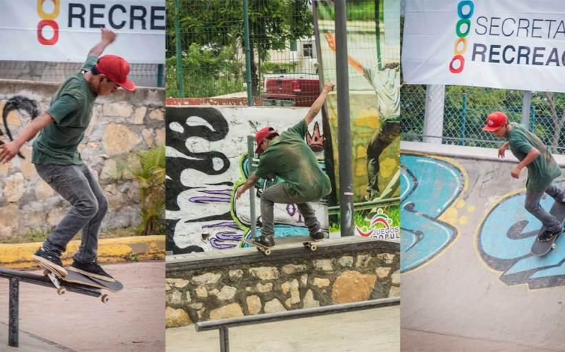 Skateboarding, deporte urbano