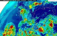 Tormentas muy fuertes se prevén en Michoacán, Estado de México, Veracruz, Campeche, Oaxaca y Chiapas