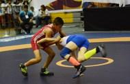 Gladiador asiste a Panamericano Escolar de Lucha Olímpica
