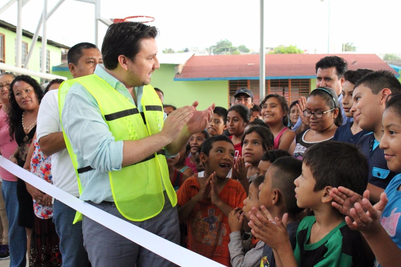 Fortalecen la educación de niñas, niños y jóvenes