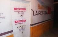 Suspende grupo interinstitucional actividades de dos bares en Chiapa de Corzo