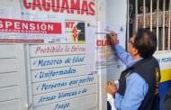 Suspende grupo interinstitucional seis bares en Tuxtla Gutiérrez y Comitán