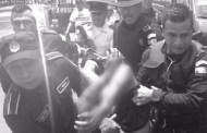 Turba prende fuego a joven, pero... no fue de Chiapas; sí en Guatemala
