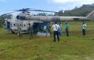Protección Civil brinda atención por desplome de aeronave