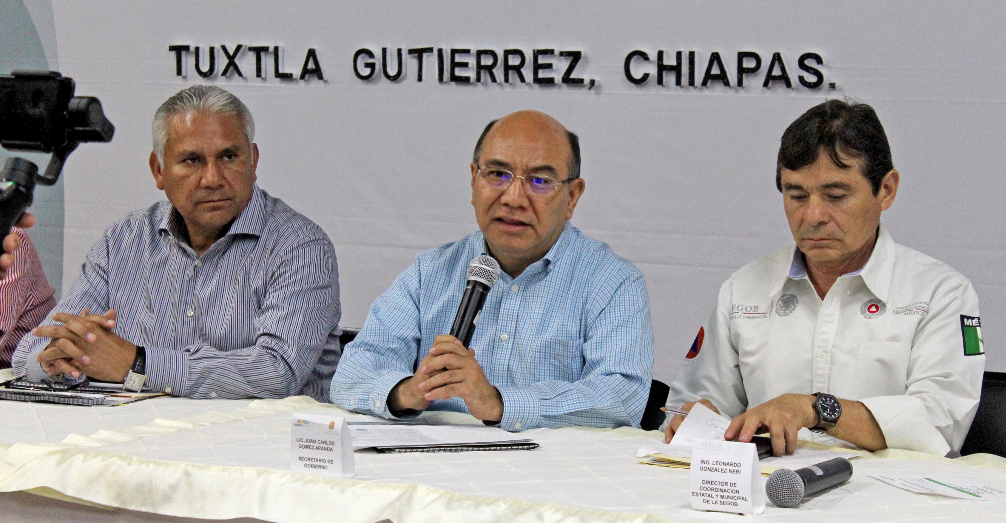 Niñas, niños y jóvenes de Chiapas más seguros