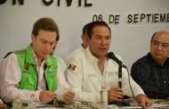 Todo el respaldo de Manuel Velasco a familias afectadas por el Sismo