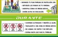 Sin afectaciones en Chiapas por sismo magnitud 6.1