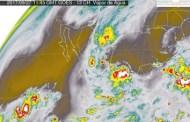 Tormentas intensas se prevén en regiones de Coahuila, Puebla, Veracruz, Oaxaca y Chiapas