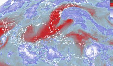Se prevén tormentas intensas en zonas de Chiapas y Oaxaca