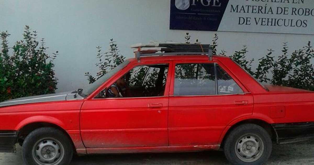 SSyPC recupera 39 vehículos con reporte de robo