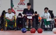 Boccia con futuro en Paralimpiada Nacional