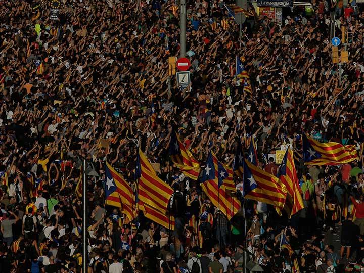 Cataluña proclamará su independencia en unos días