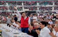 Antorcha Campesina respalda proyecto de Fernando Castellanos