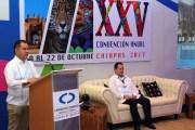 Tuxtla Gutiérrez sede de la Convención Nacional de Canaco y Servytur