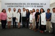 En Tuxtla, la salud de las mujeres es prioridad: Fernando Castellanos