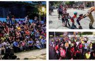 Miles de tuxtlecos disfrutan de la ciudad el fin de semana