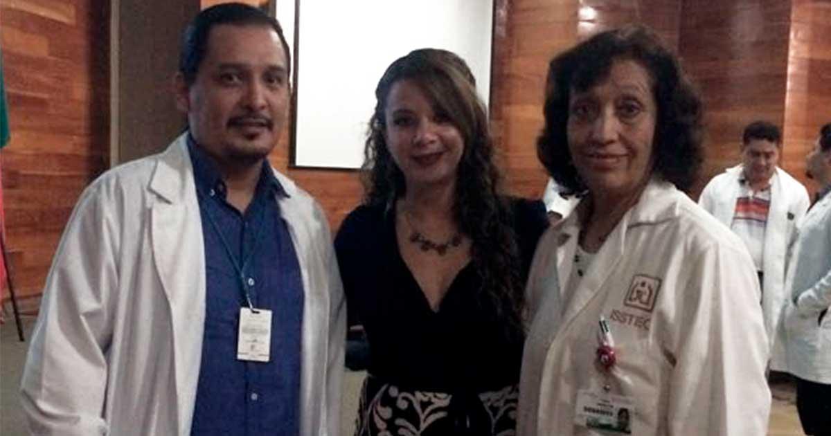 Centro Estatal de Trasplantes realiza conferencias en hospitales y dependencias de la entidad