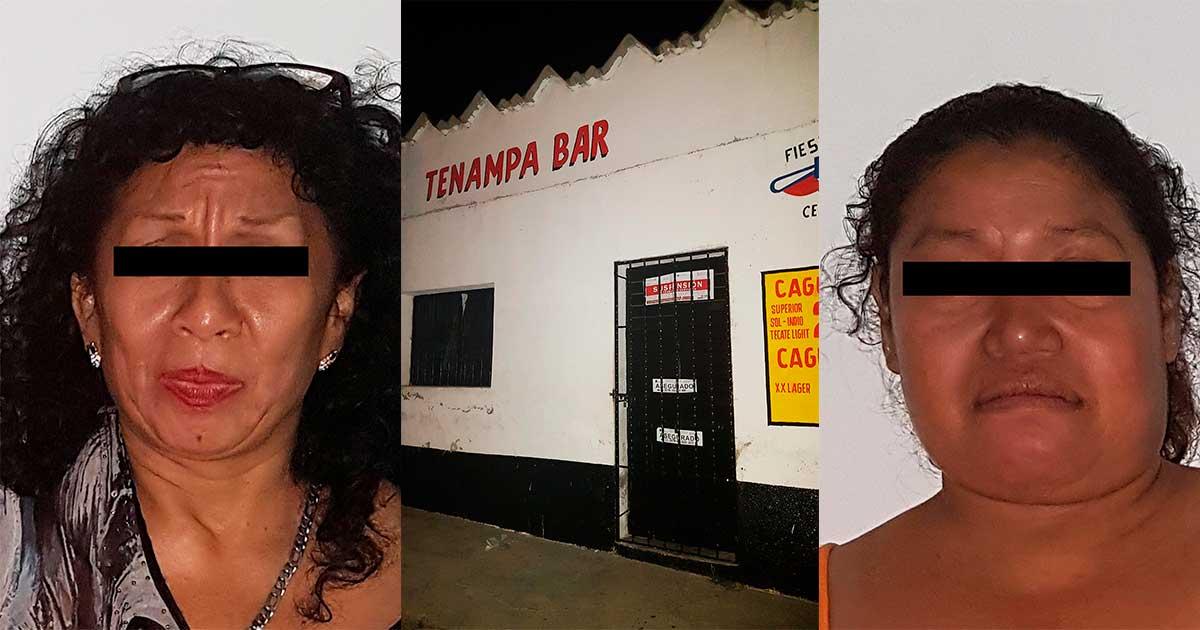 Detiene Fiscalía de Trata a dos mujeres por corrupción de menores en Arriaga