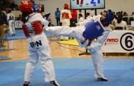 Vania es plata en Nacional de Taekwondo