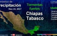 Vientos con rachas mayores a 50 km/h y posibles tolvaneras se pronostican para Chihuahua y Coahuila
