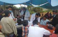 Continúa atención médica a familias de Chalchihuitán y Chenalhó