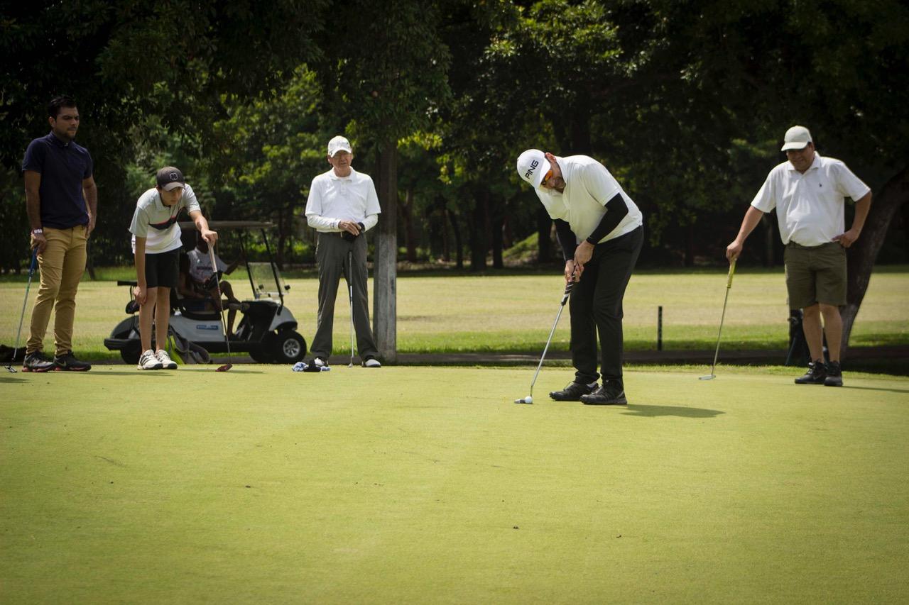 Anuncia Torneo Anual de Golf