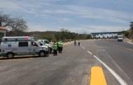Con el fin de prevenir accidentes, autoridades de Protección Civil piden a peregrinos extremar precauciones