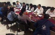 Coordinan acciones para atender  de manera integral a familias de Chalchihuitán