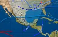 En las próximas horas se prevé el ingreso del Frente Frío Número 15 al noreste de México