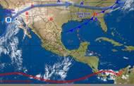 Se prevén lluvias dispersas en el norte y el noreste de México y ambiente muy frío en el norte, el centro y el oriente del país