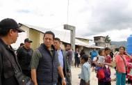 Titular de la SSyPC supervisa dispositivo de seguridad en Chalchihuitán