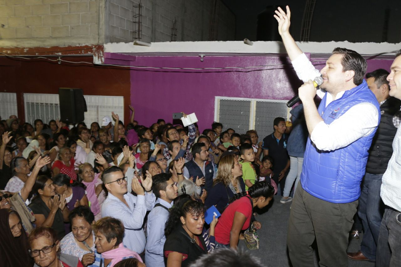 Con mayores acciones en Tuxtla apostamos a que ninguna mujer sufra violencia: Fernando Castellanos