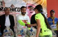 Récord Chiapas ya tiene sus primeras marcas