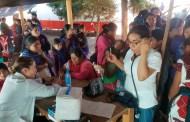 Continúan activos los servicios médicos en Chalchihuitán