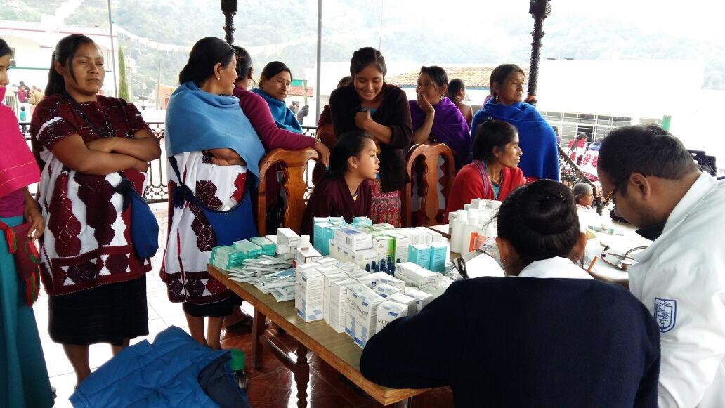 Refuerza Secretaría de Salud atención ante retorno de desplazados