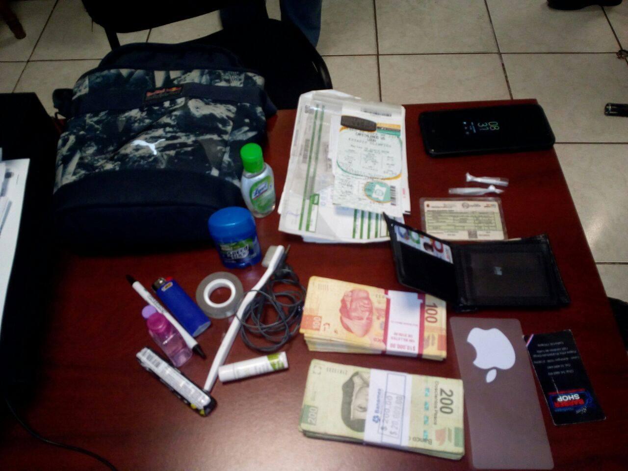 A minutos de robo a TELECOM, SSyPC detiene a presuntos responsables