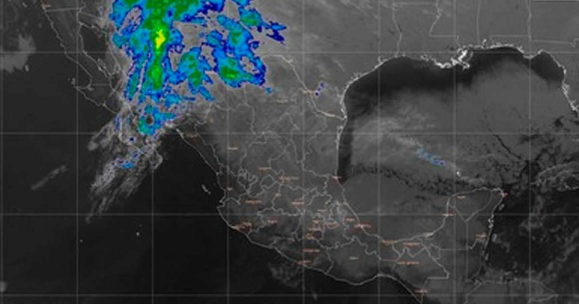 Se prevén heladas matutinas, bancos de niebla y ambiente muy frío en las montañas del norte, noreste, centro y oriente de México